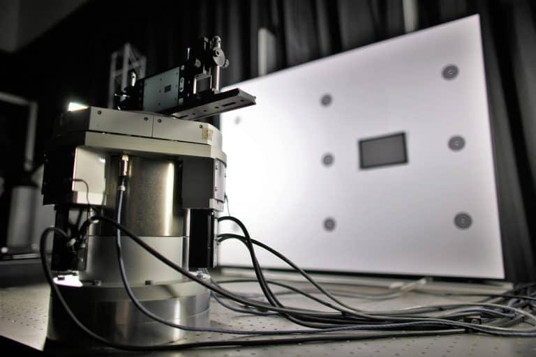 Optical Laboratory Camera Testing